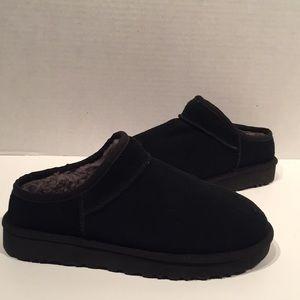 UGG Classic Tasman Low Black II Slippers
